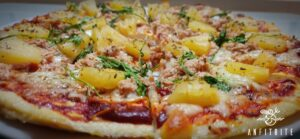 Pizza Keto Base Pollo